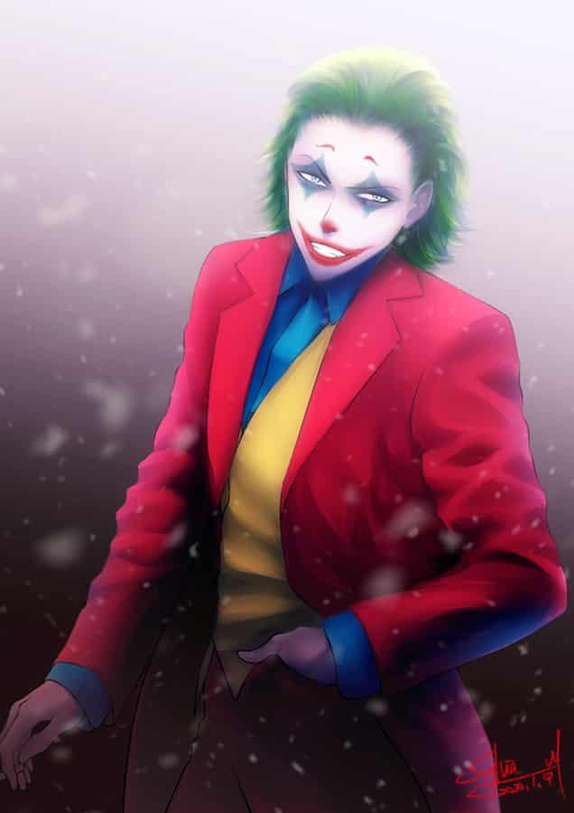 JOKER Illust of Sylvia_M joker