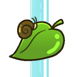 Snail Leaf Icon Cindaypop Illustrations Art Street