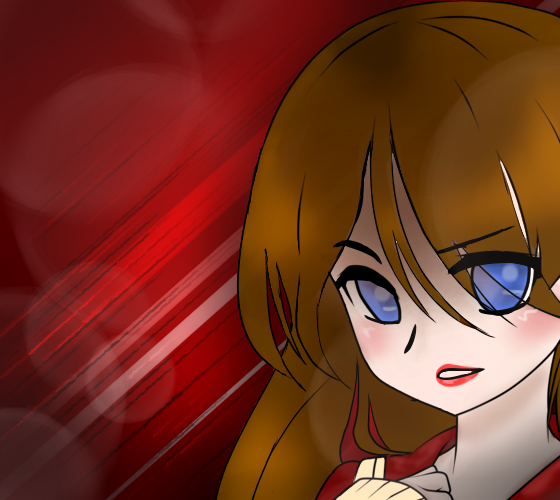 idek but rED Illust of Quinn M. Post_Multiple_Images_Contest red Evil