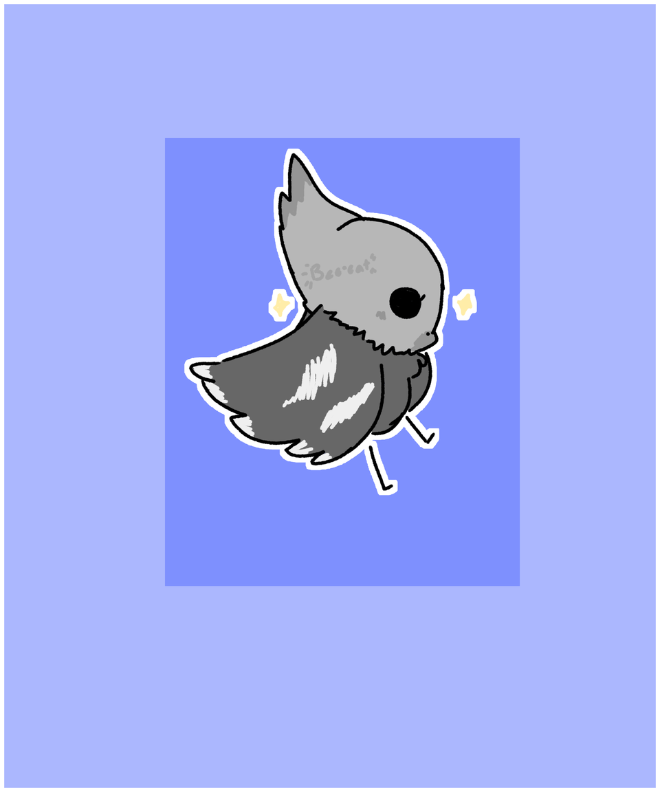 :3 (read desc) Illust of {Llyr/Wilbur} Bee•cat