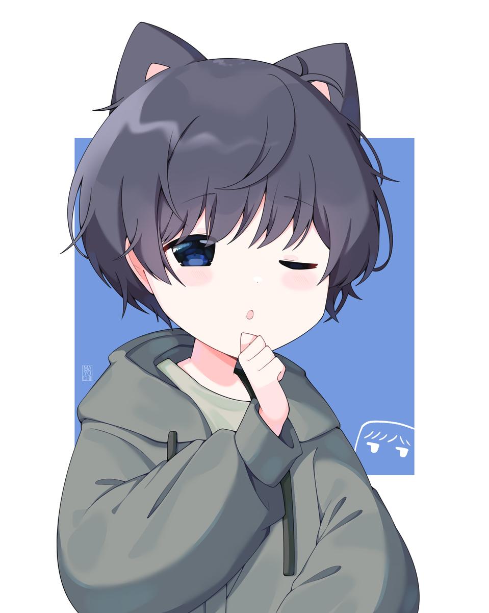 Soraru Illust of Chi medibangpaint fanart Amazinggg そらる boy anime soraru utaite
