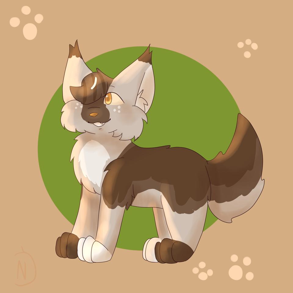 Request for cat on ø Illust of Namu <3 request uwu :D