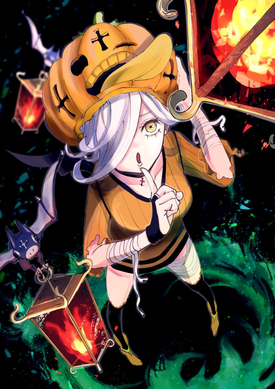 カボチャ Illust of カラスロ Oct.2019Contest