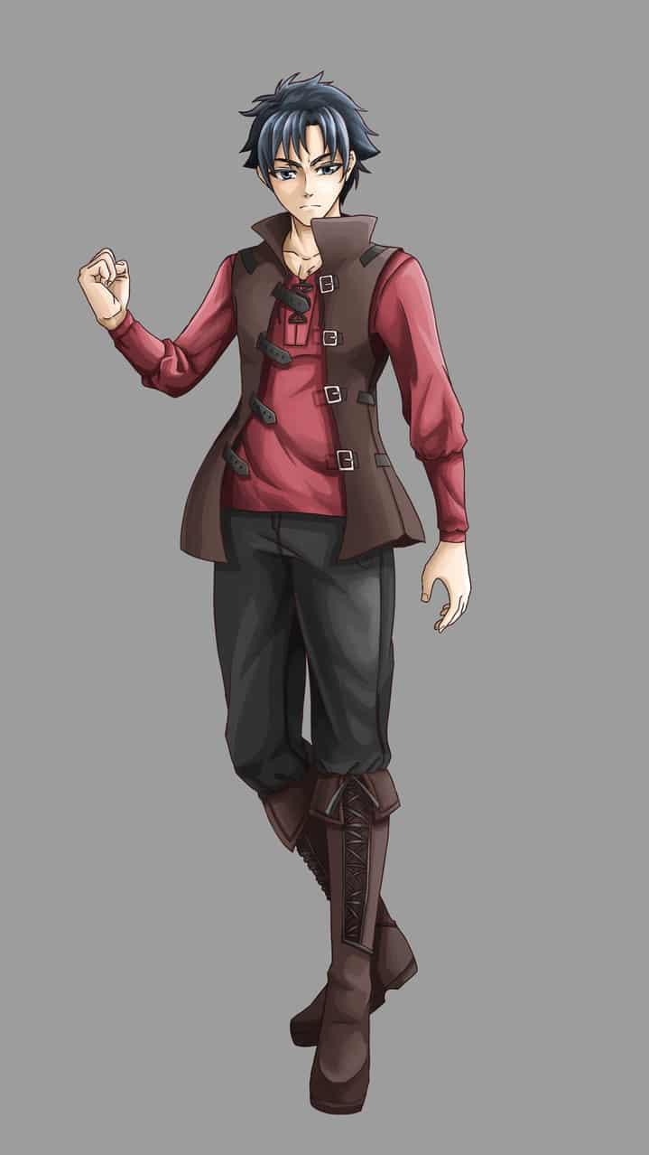 角色設計2 Illust of 一撇 奇幻 異世界 角色設計 original