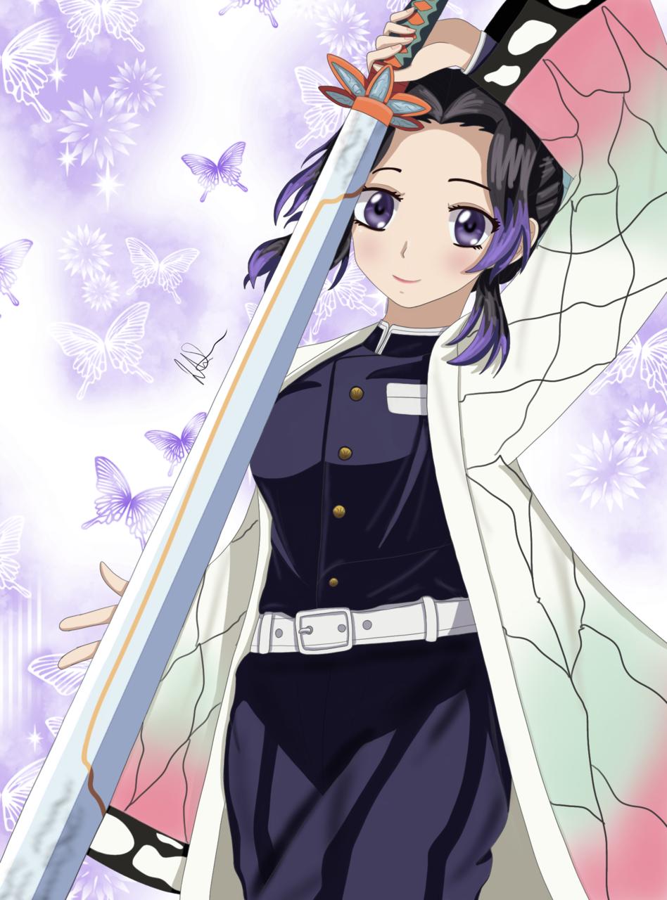 KImetsu no Yaiba Illust of DUBUSKIN DemonSlayerFanartContest