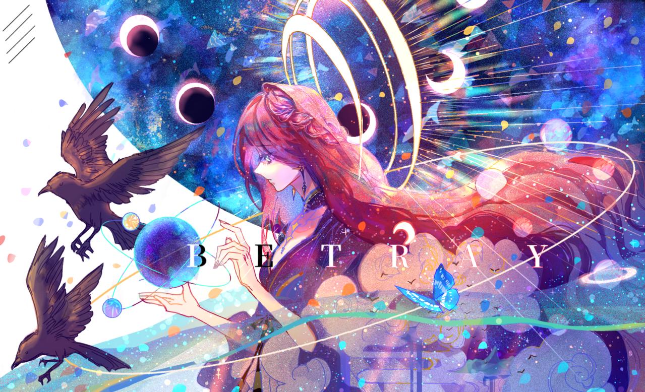 Vanishing wind Illust of 李四家的干果 medibangpaint girl