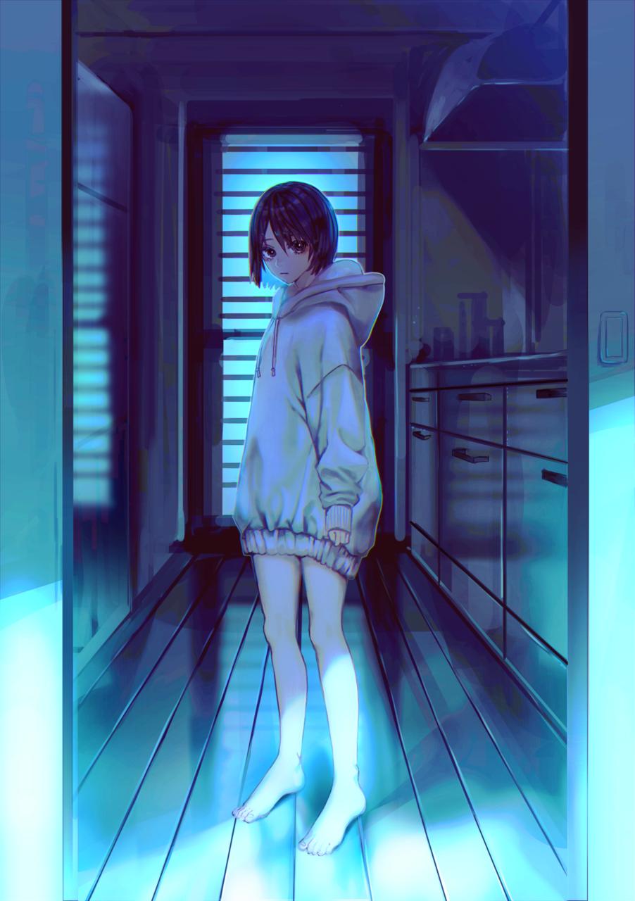 kitchen Illust of logA