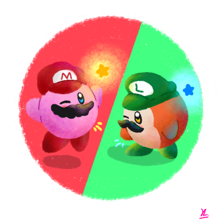 💫 Kirby and Waddle-dee 🌟