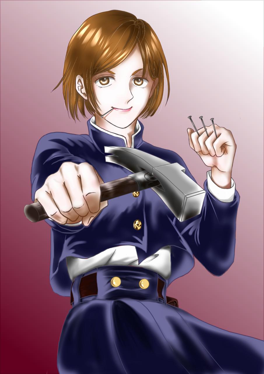 野薔薇 Illust of たこやき JujutsuKaisenFanartContest medibangpaint JujutsuKaisen