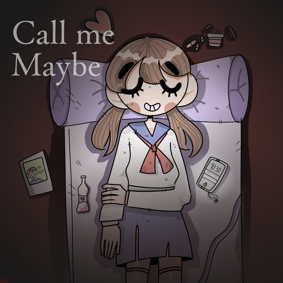 「、'Call me Maybe、'」