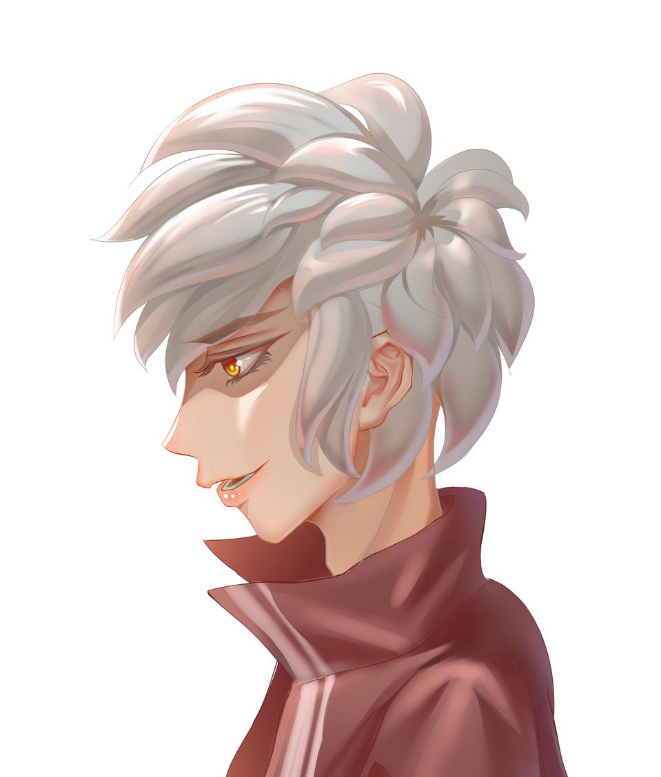 I reworked Hi?'s sketchs٩(๑^o^๑)۶
