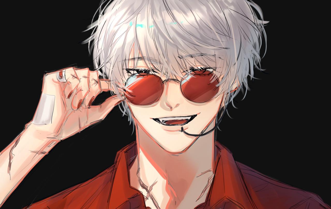 남자 Illust of 뇸뇸 sketch request boy illustration