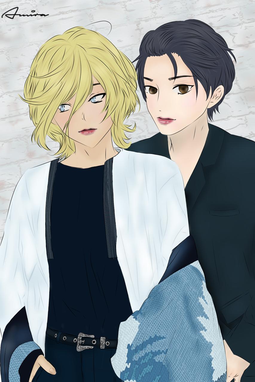 Anime boys Illust of Mira January2021_Contest:OC boy anime oc original