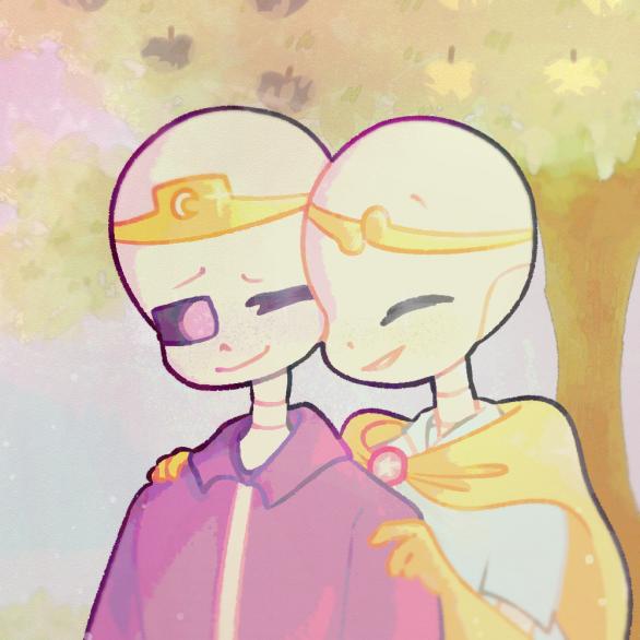 •Dreamtale brothers• Illust of ✧・゚:* Fresh *:・゚✧ Dreamtale undertale verywholesome passivenightmare Dream!Sans UndertaleAU andthatsliterallyit nootmare Nightmare!Sans
