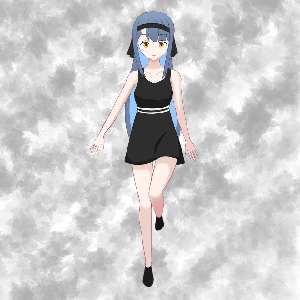 강지 팬아트(연습) Illust of RiAeut