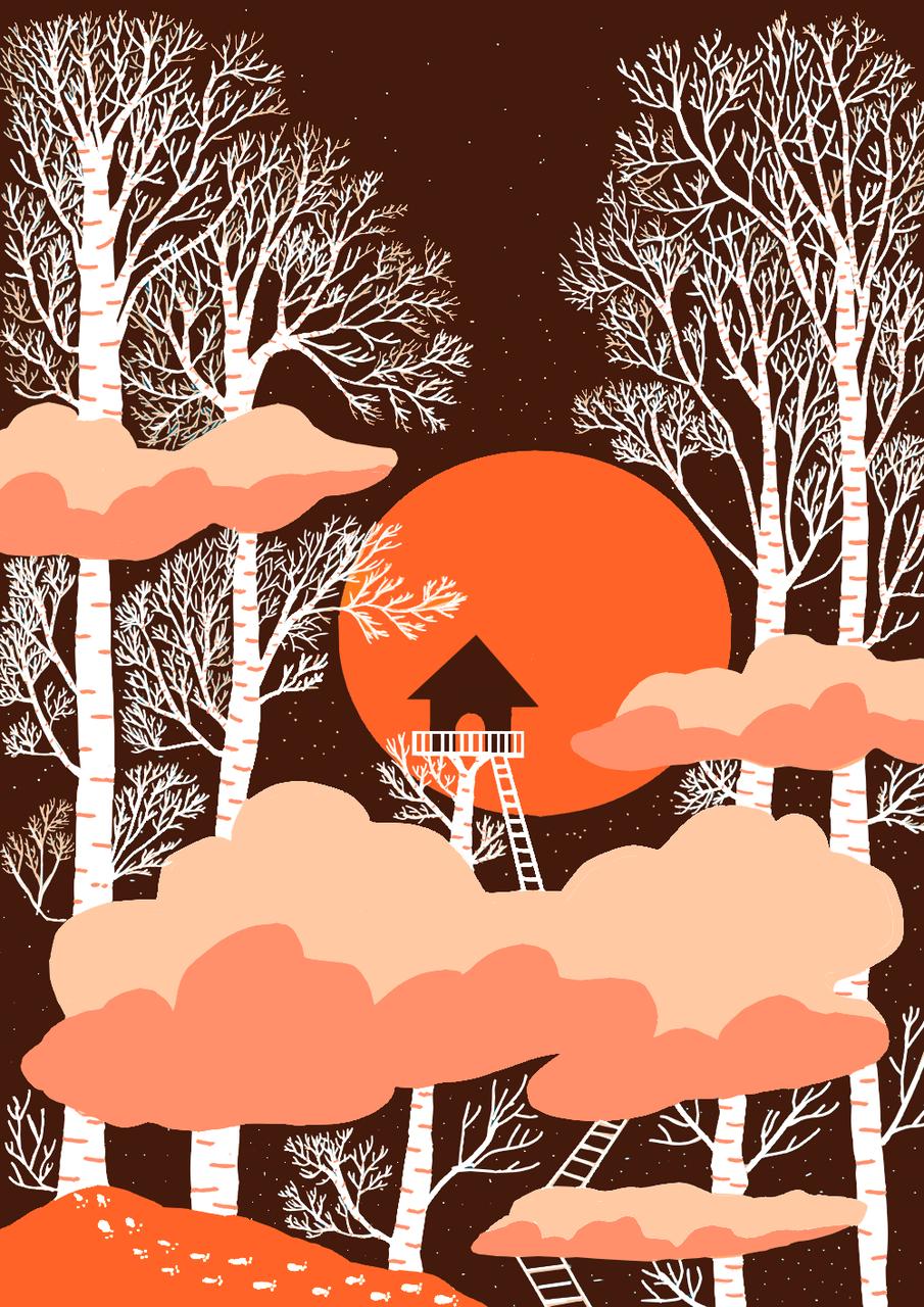 Illust of Salsabilatifani medibangpaint illustration art
