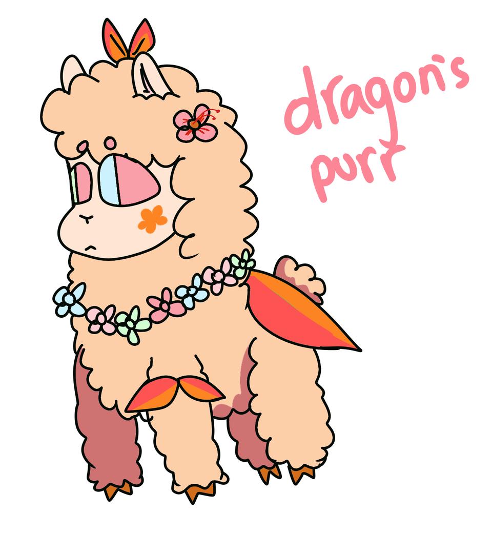 emoji adopt for dragon's purr
