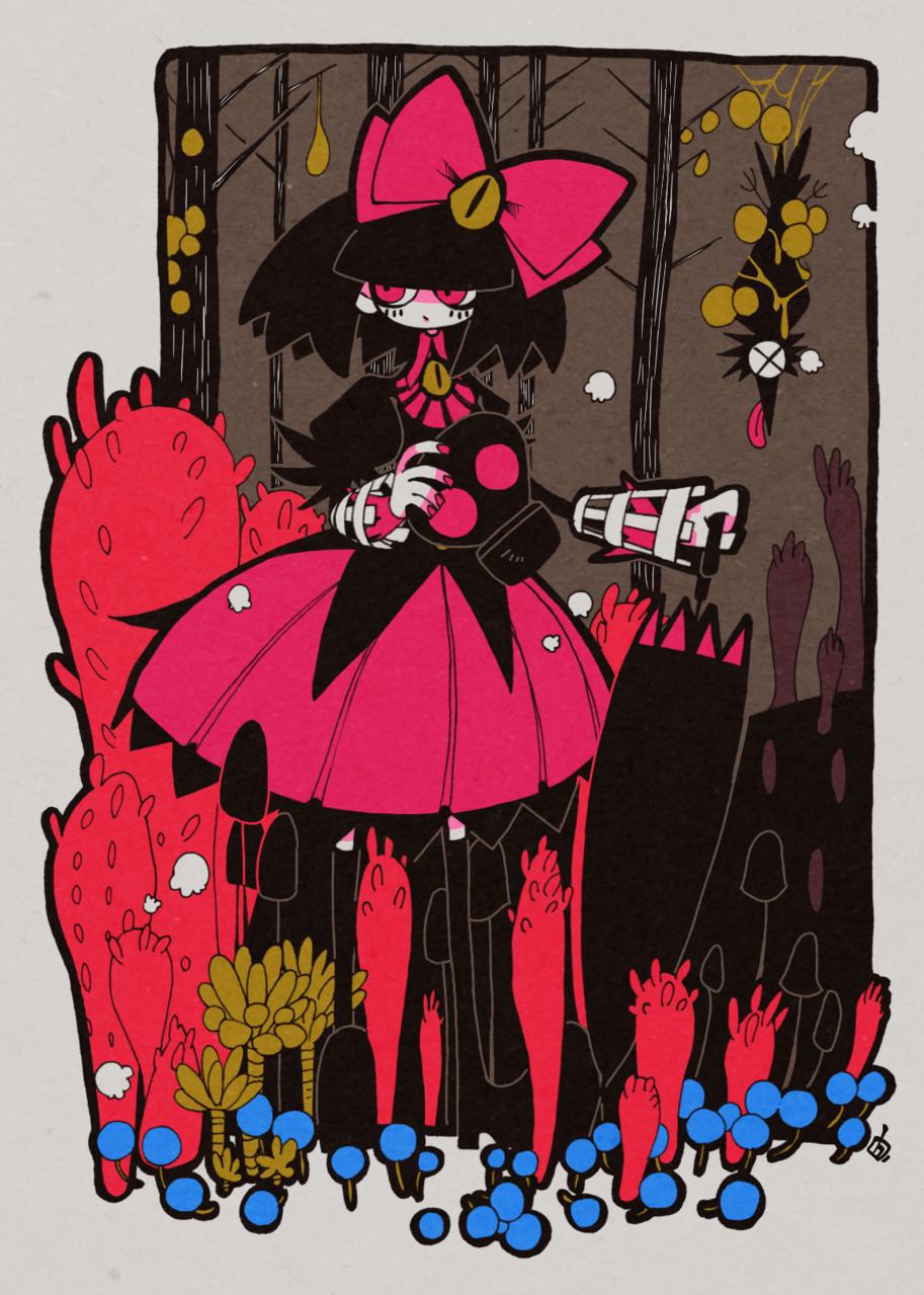 カソー Illust of 黒箱 oc original medibangpaint