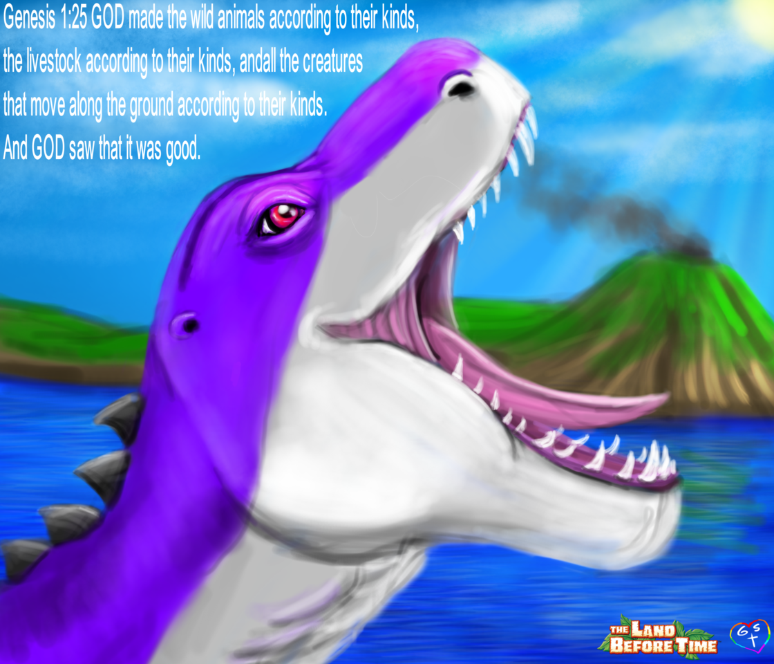 Chomper The SharpTooth From The Land Before Time