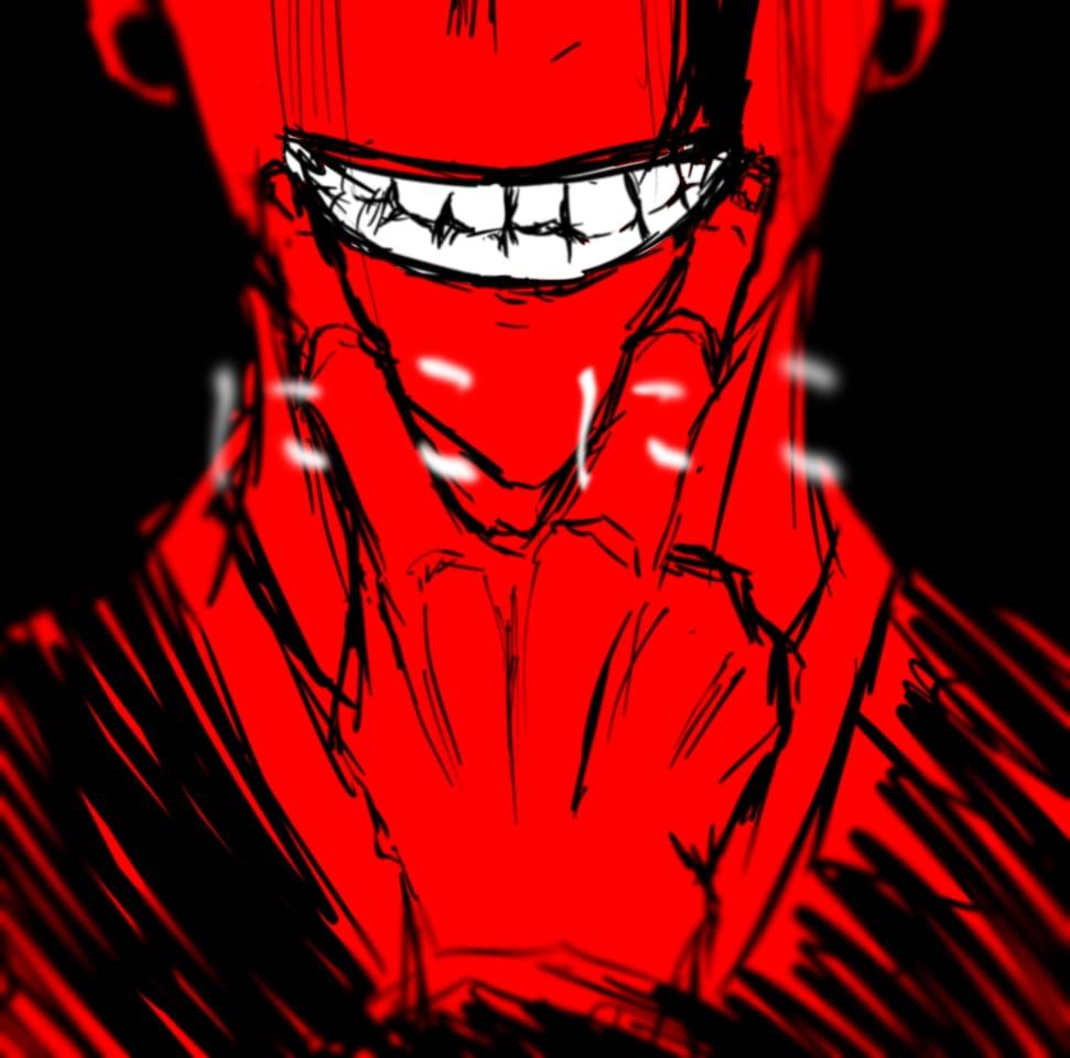 ぽろぽろ、にこにこ Illust of りりもん/±± #4級絵師 夏油傑 落描き JujutsuKaisen