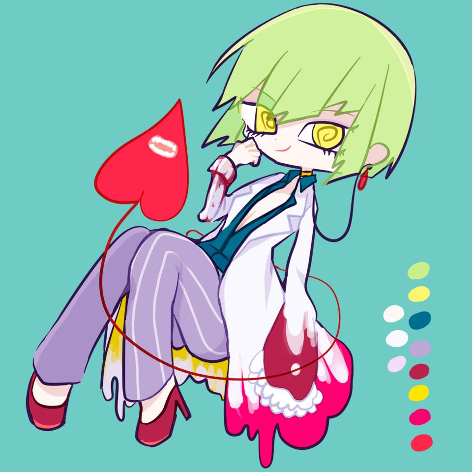 🩸 Illust of さしみ.com medibangpaint oc original