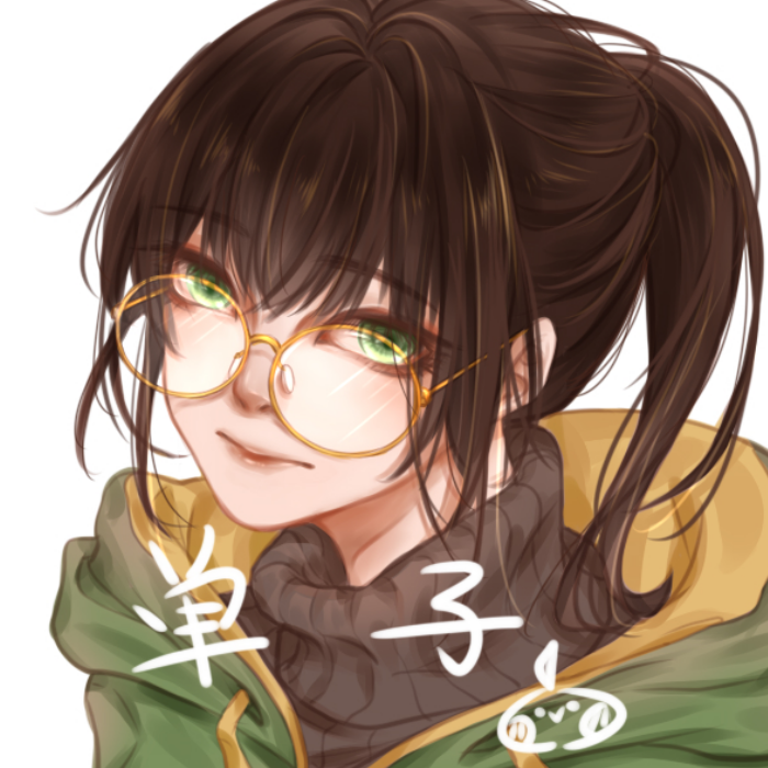 稿子 Illust of 荼仙人 medibangpaint glasses