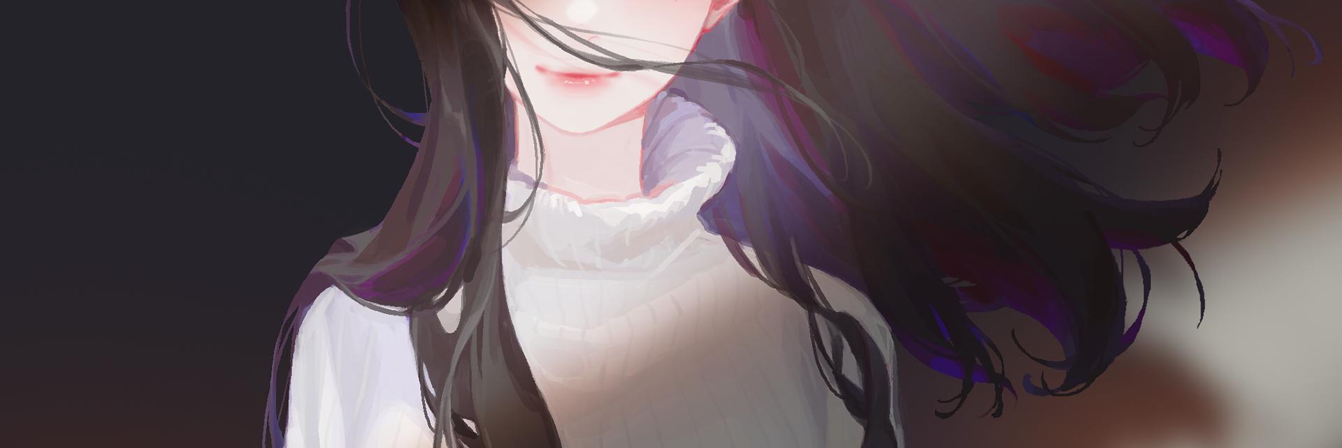 - Illust of ilion original girl ミステリアス