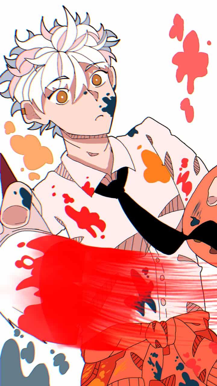 Blue Period Illust of pkapollo April.2020Contest:Color animeboy blue period manga