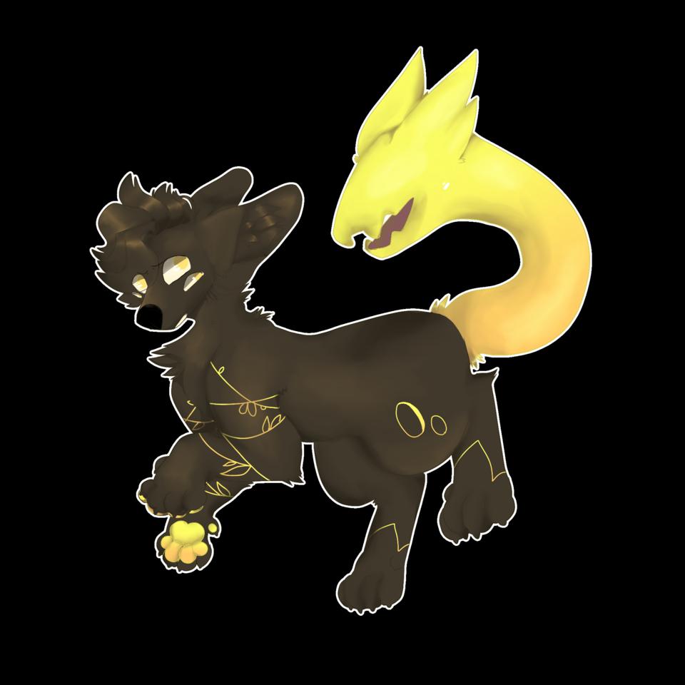 Dta entry for Artsy-foxdrawer! Illust of Sleepyxx (INACTIVE) gold