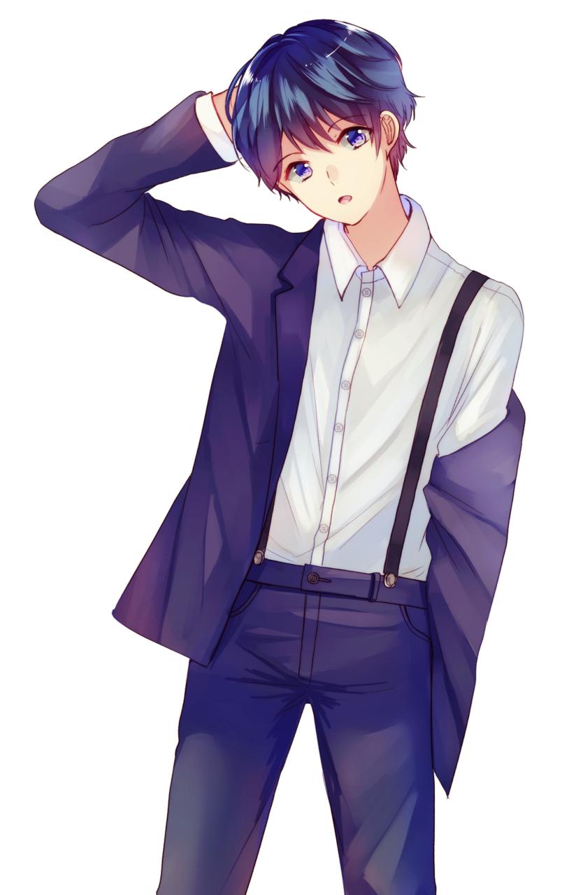 ★ Illust of ぽち 닥 original boy