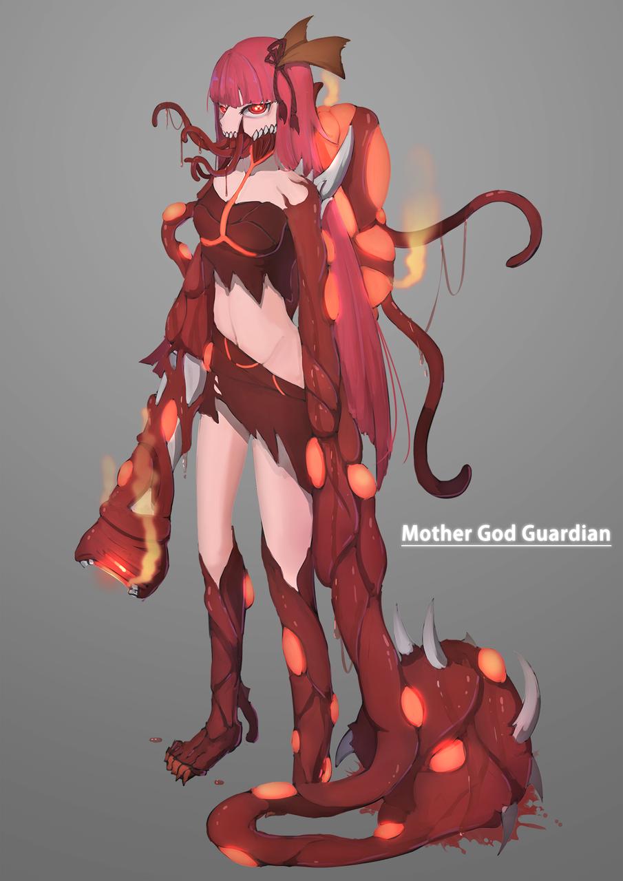母神守護者
