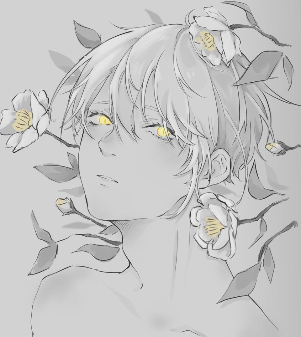 flower boy uwu