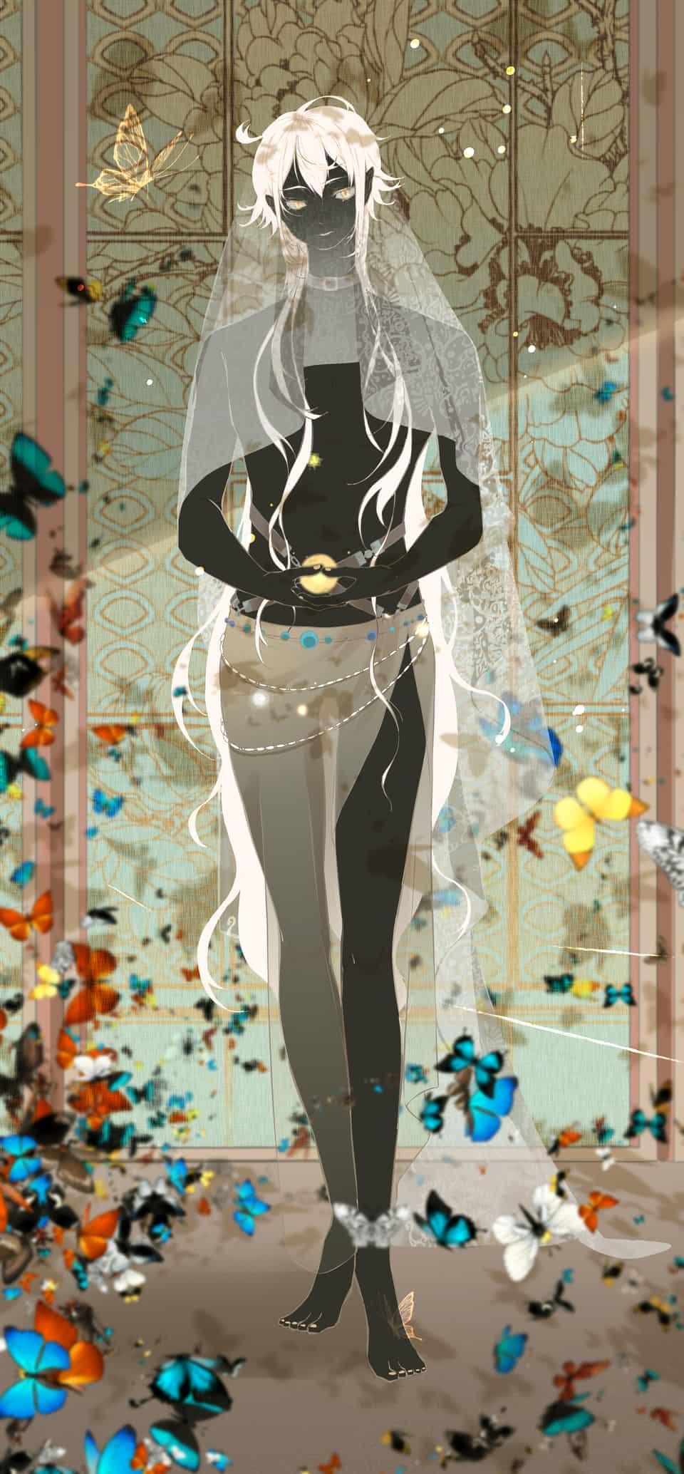 虫神 Illust of 旗蓝 ARTstreet_Ranking illustration