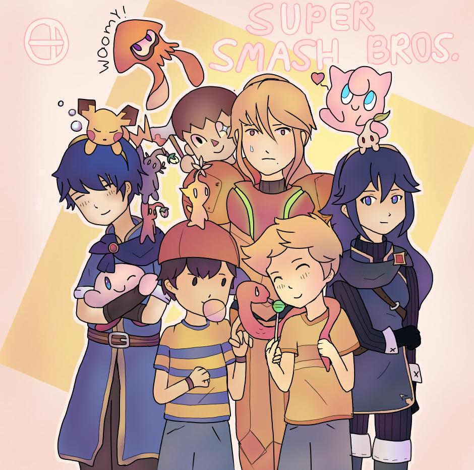 Poor Samus