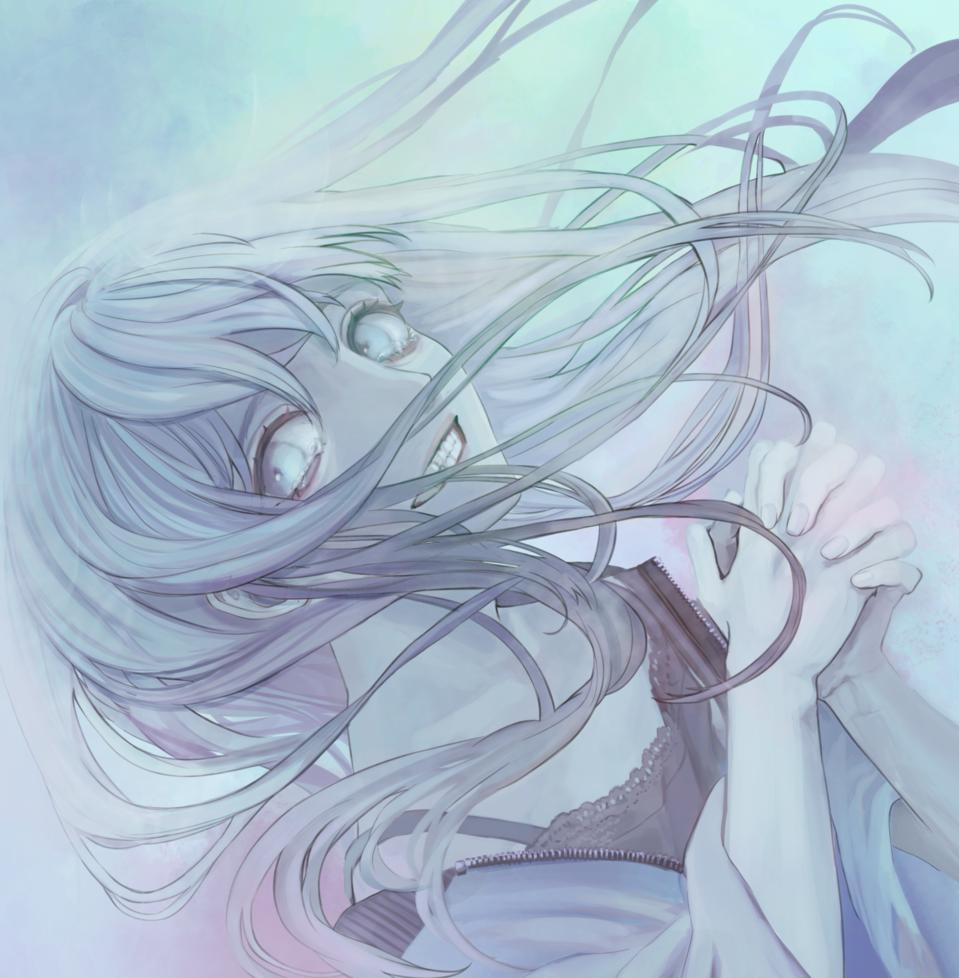 forgiveness Illust of 憂ちふゆ(Chifuyu Ui) girl original