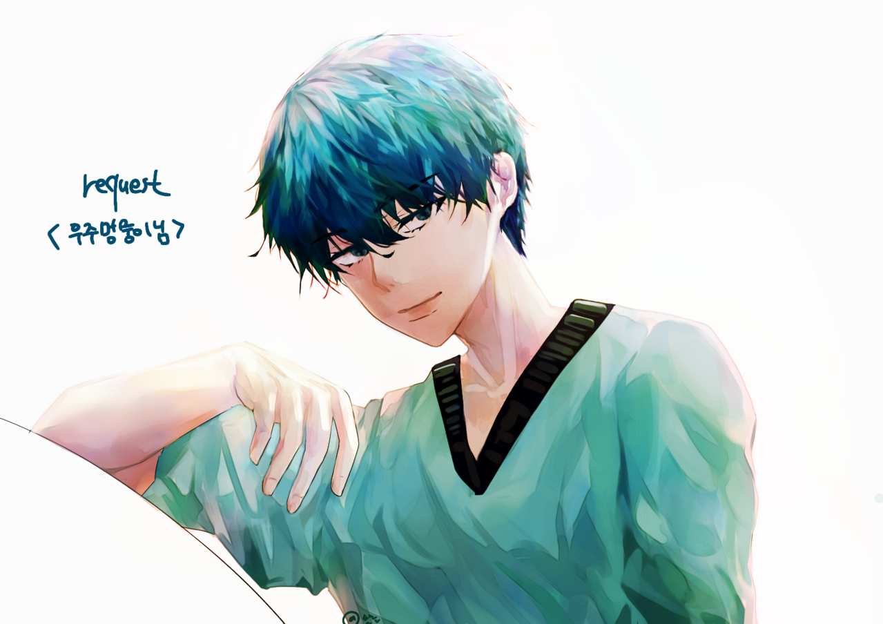 1차 리퀘스트 당첨자 Illust of 롤롤 request painting medibangpaint illustration fanart 롤롤 original
