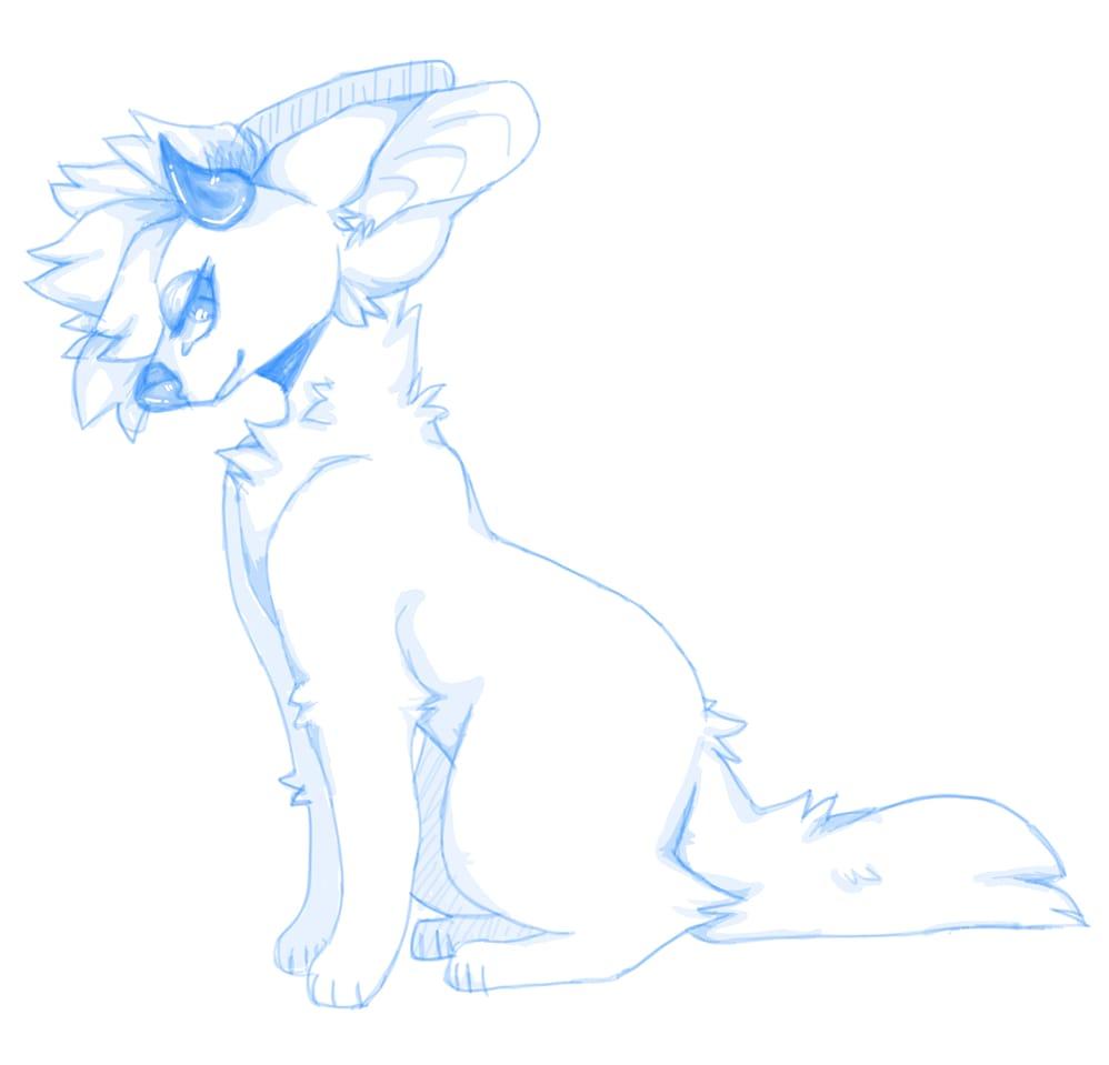 Another late night doodle Illust of Sleepyxx (INACTIVE)