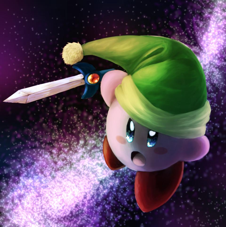 星の戦士 Illust of 祐 medibangpaint Kirby Kirby'sDreamLand