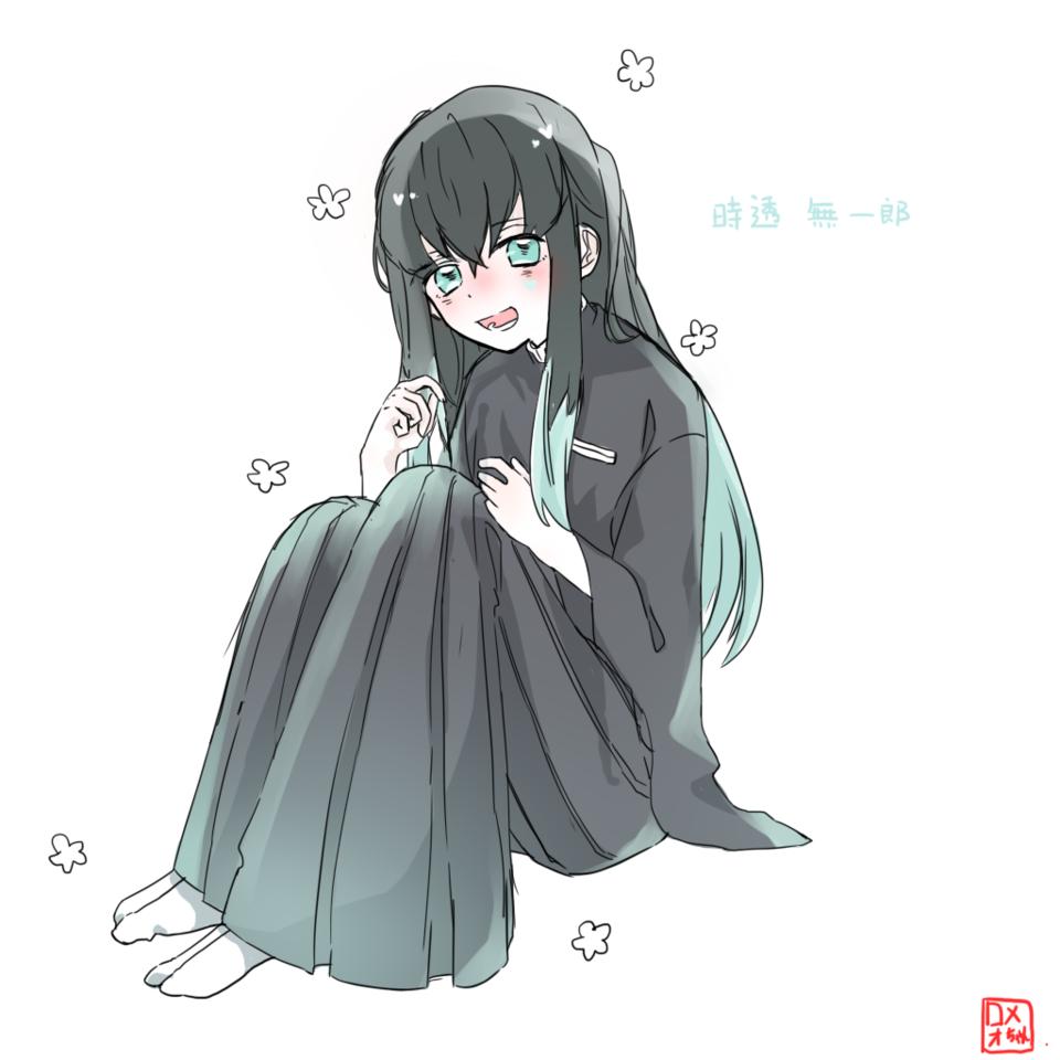 時透 無一郎(落書き) Illust of 嘘つきロメオ medibangpaint TokitouMuichirou KimetsunoYaiba