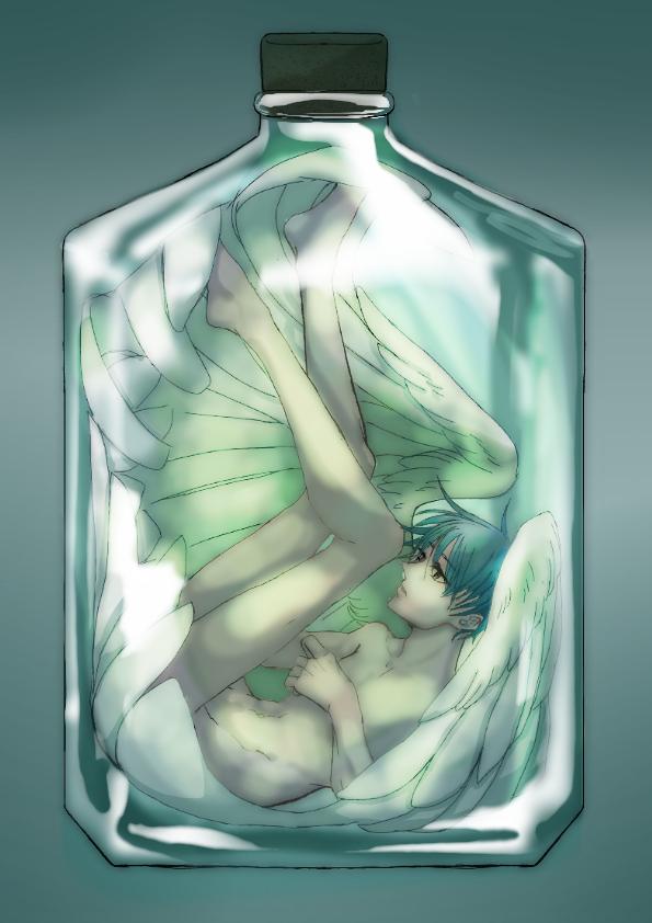 天使の瓶詰め