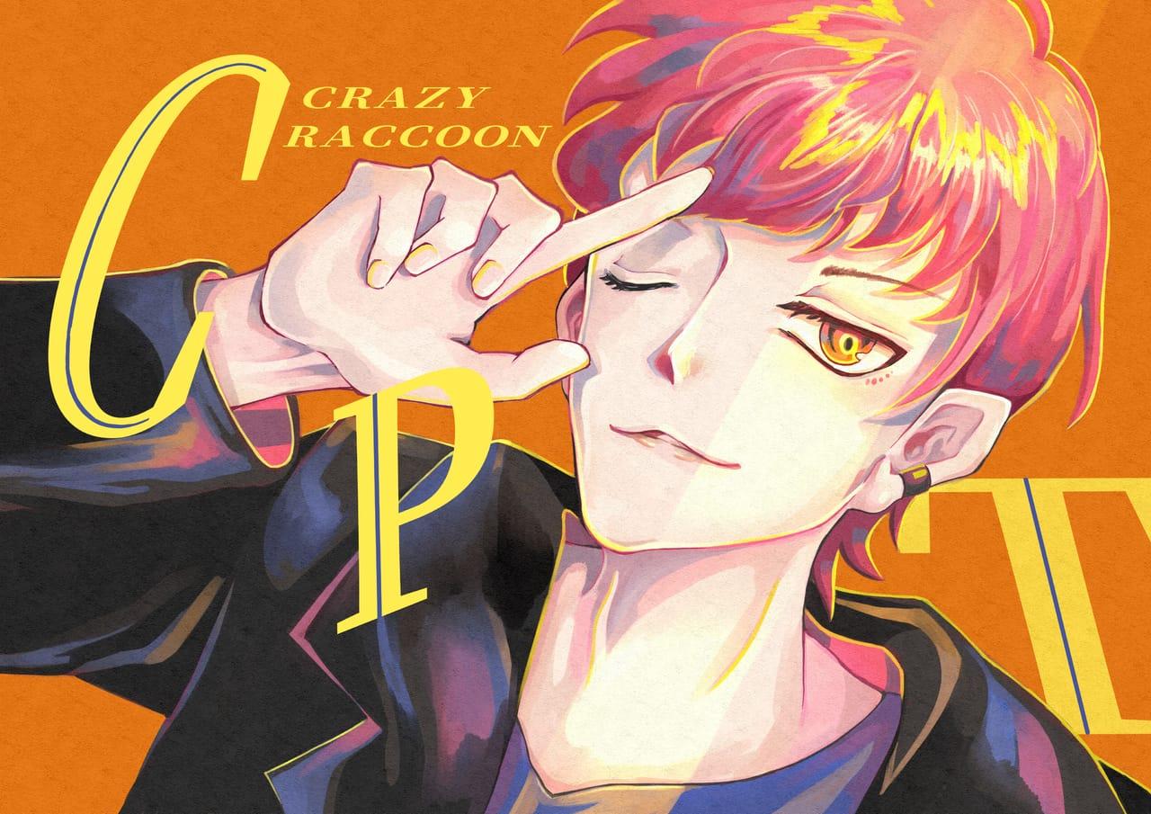 NEW CPT Illust of Mizuna boy game CrazyRaccoon FPS male 配信者