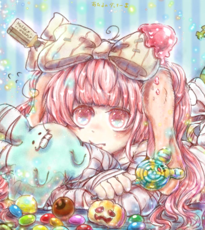 ウサマミーちゃん Illust of あひるのダッキー ケモミミ girl うさ耳 oc rabbit loli
