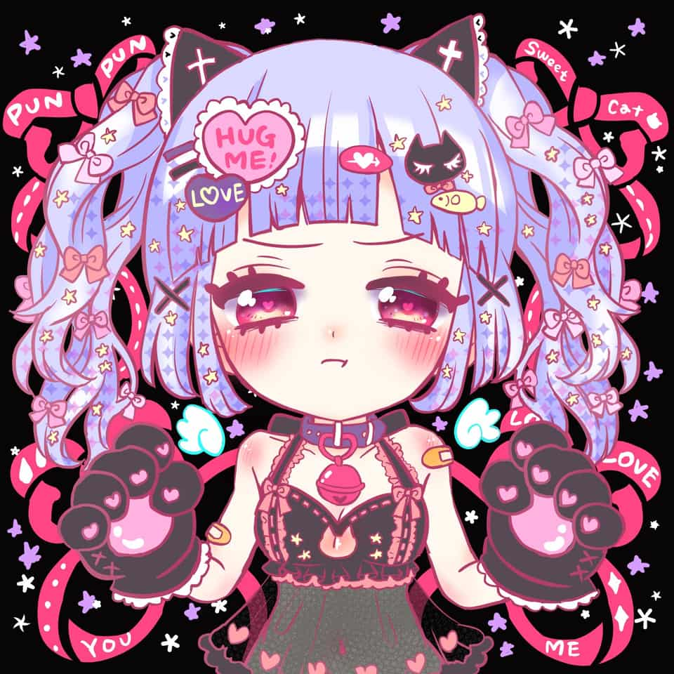 我が家のワガママお嬢様 Illust of ゆず汰 DOGvsCAT_CAT original