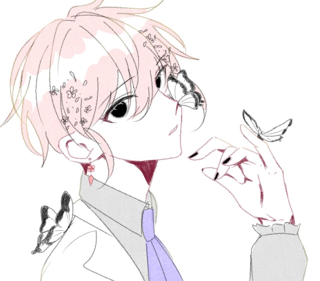 꽃과 나비 (트레사용..)