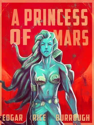 TaNyaKu/A Princess of Mars