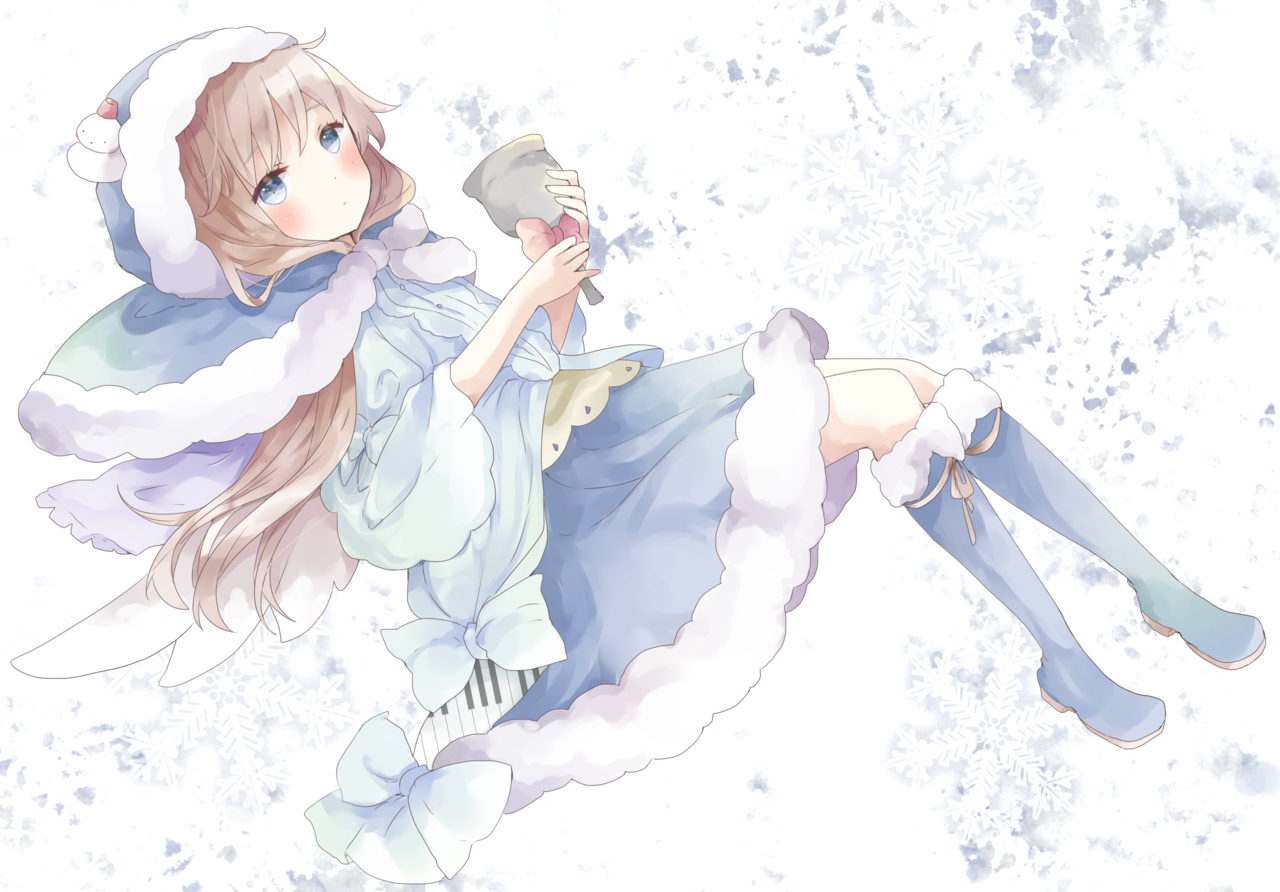 ❆ Illust of 月夜 girl original