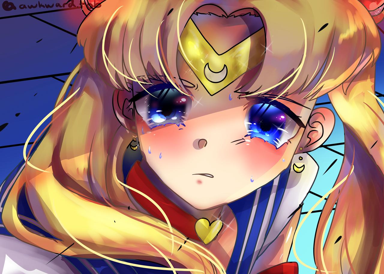 Sailor moon redraw Illust of AwkwardTobi cool sailormoonredraw