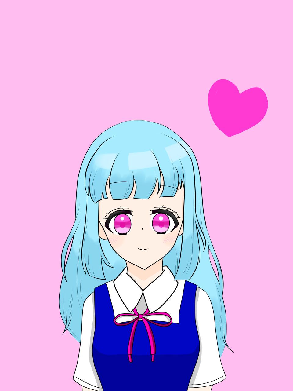 ♥️ Illust of さーや 小5 girl firstpost