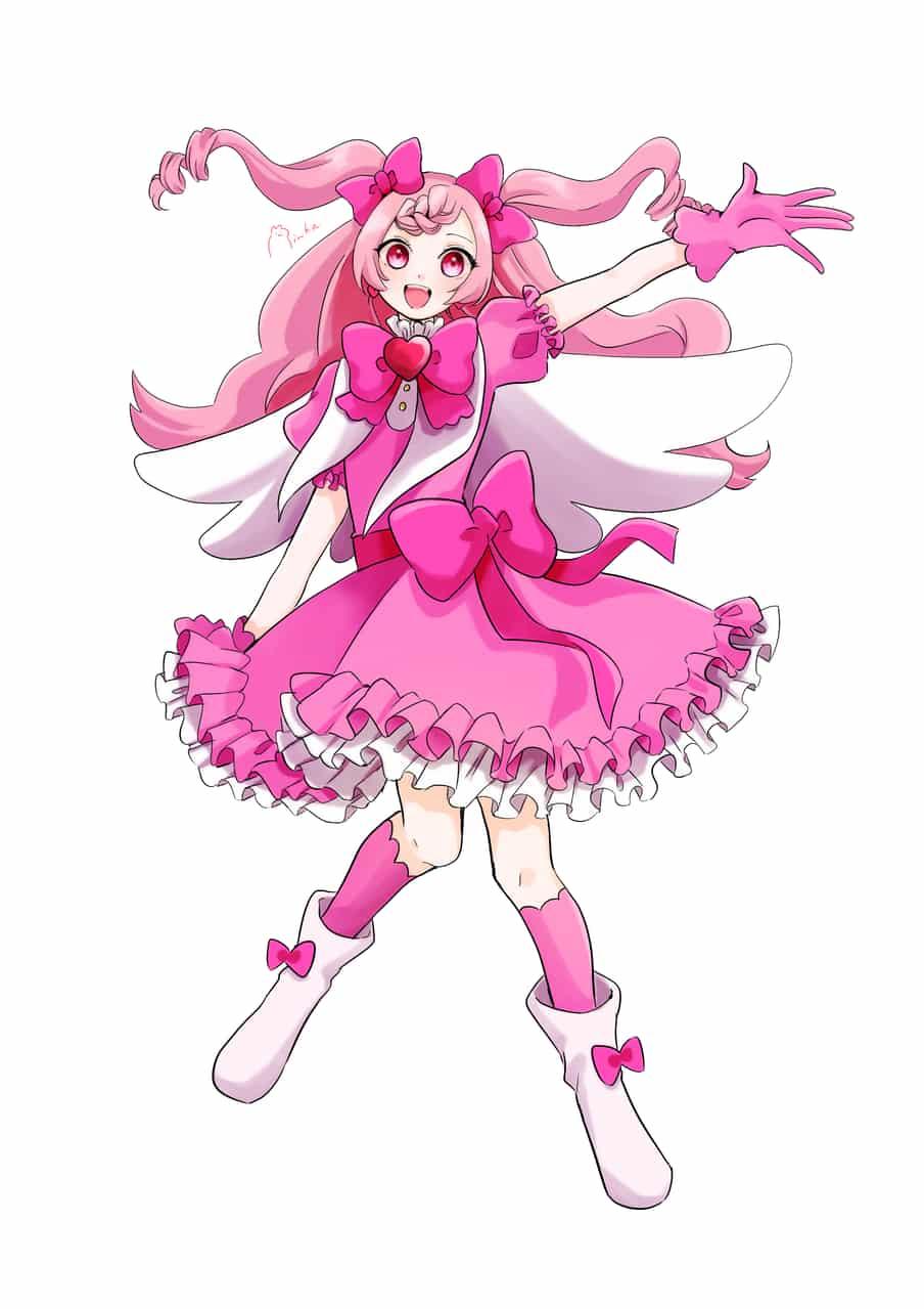 オリジナル Illust of 鈴花 original oc