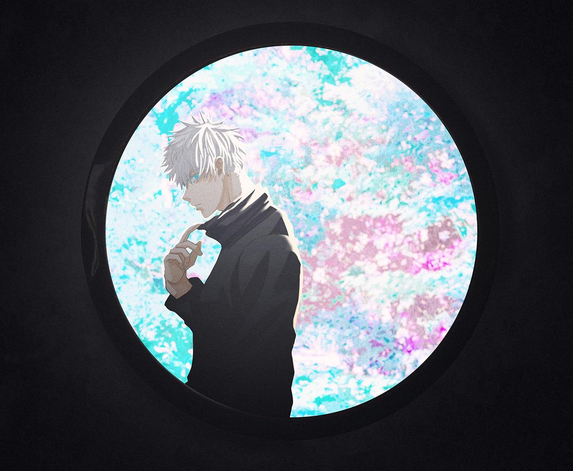 悟り Illust of の主 JujutsuKaisenFanartContest JujutsuKaisen SatoruGojō